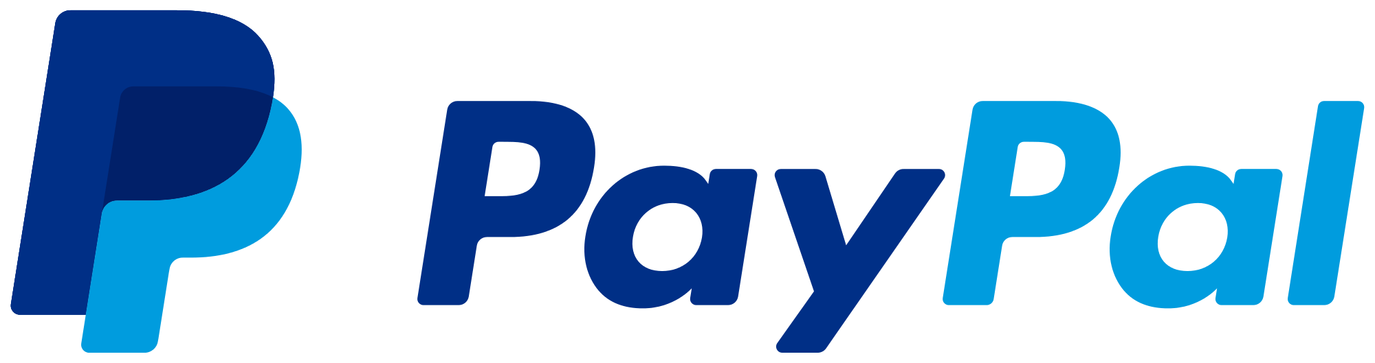 We accept Visa, Mastercard and American Express through PayPal